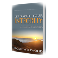 Jackie Wellwood Author of Lead with Your Integrity
